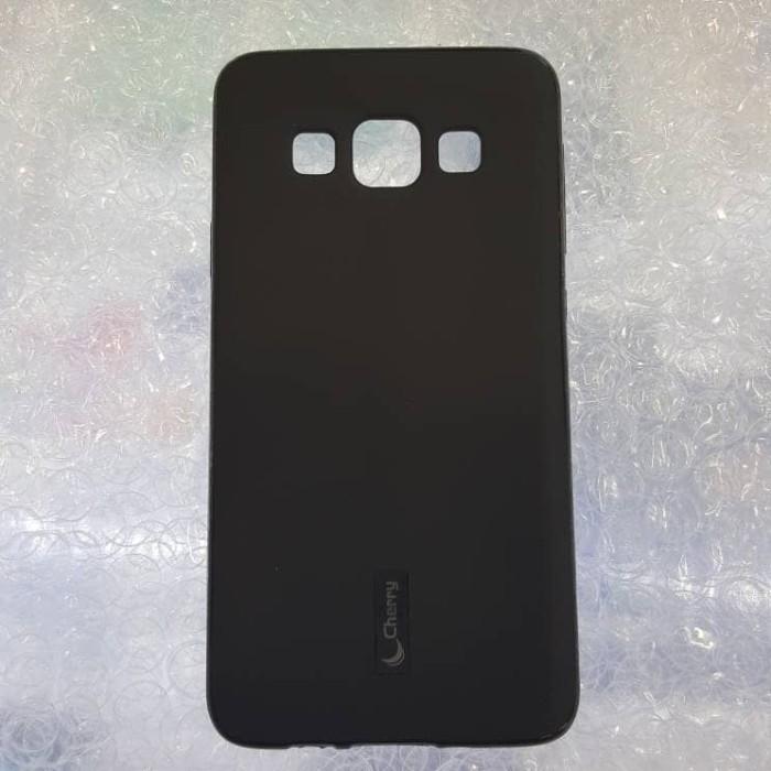 100% authentic 9b43d afbef Jual Samsung A3 2015 A300 Black Matte Case Anti Minyak Soft Sidik Jari -  Kota Denpasar - MCG Store | Tokopedia
