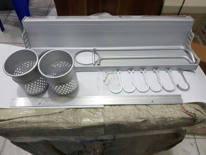 Aluminium Kitchen Set Minimalis Oscargilaberte Com