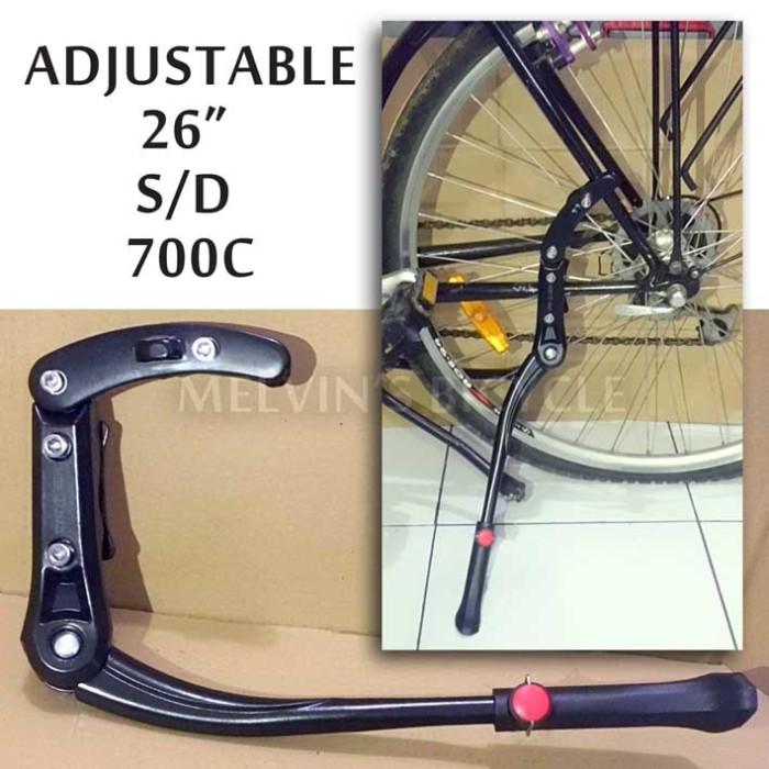 harga Standar sepeda adjustable double clamp bahan alloy bisa buat 26 - 700c Tokopedia.com