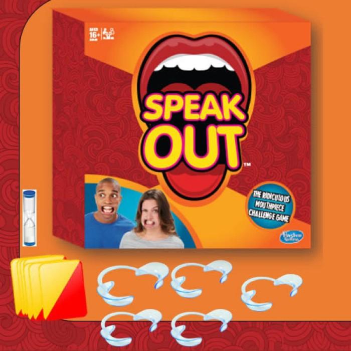 Jual game watch cek harga di PriceArea com Source · Mainan tebak kata speak out game