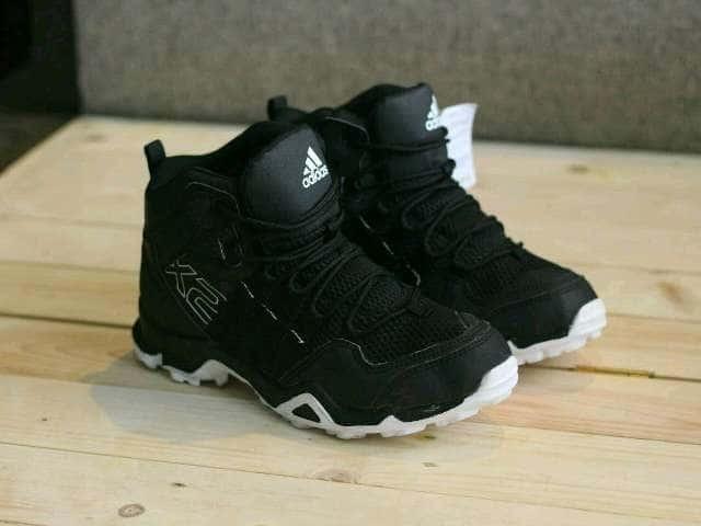 Jual Sepatu Hijing Pria Adidas Ax2 High Original Premium 2 Warna 39