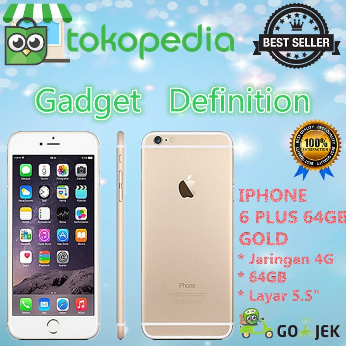 Apple IPhone 6 Plus 64GB Gold Features Prices Reviews Online In