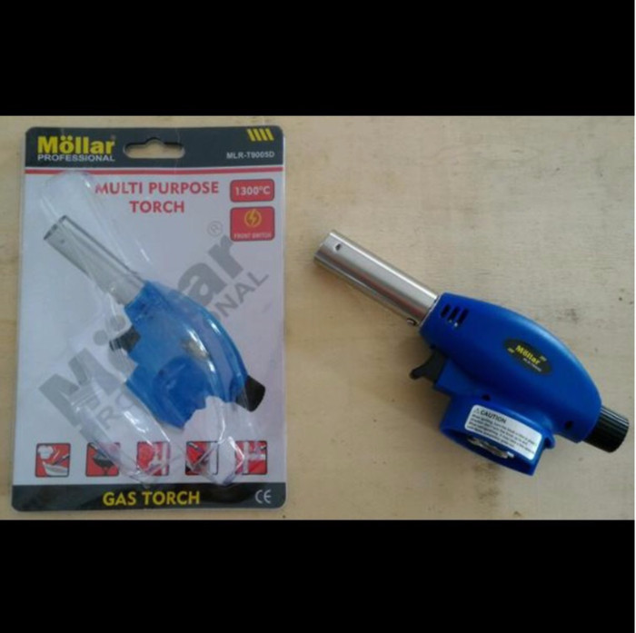harga Gas torch mollar pendek / alat bakar / flame burner mini Tokopedia.com