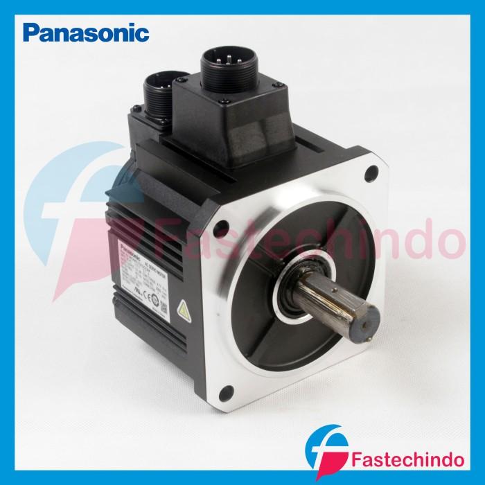 Foto Produk PANASONIC SERVO MOTOR A5 II 1KW MDME102GCG dari fastech-indo