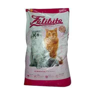 Jual Felibite Makanan Kucing Dry Food Merk Felibite Kab Bogor