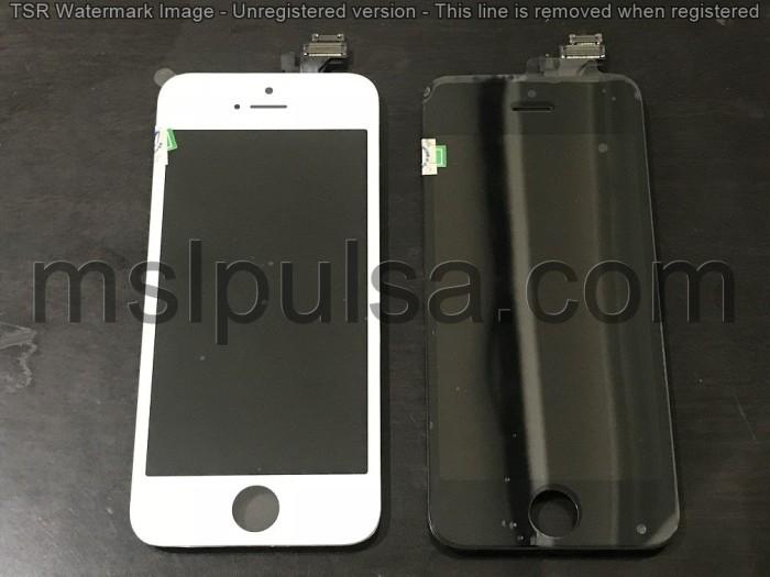 LCD Touchscreen iPhone 5 / 5G Original OEM - Hitam