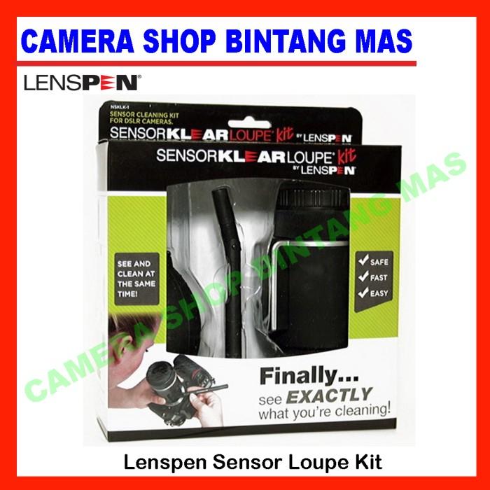 harga Lenspen sensor loupe kit Tokopedia.com