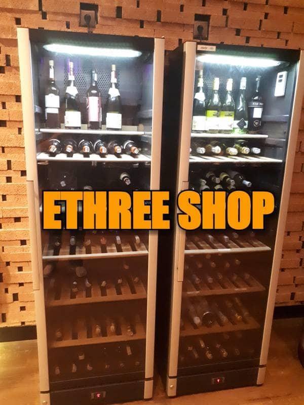 harga Gea wine cooler xw400 e - xw 400e - garansi resmi Tokopedia.com
