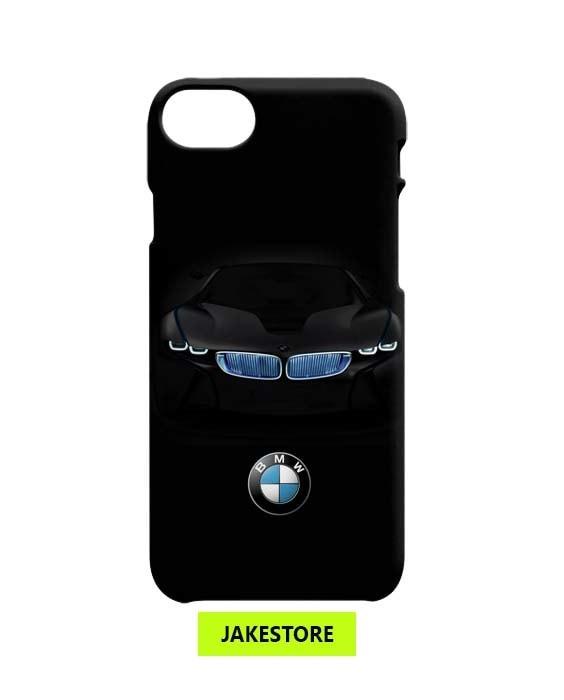harga Case iphone 5 5s se  bmw grill black logo hardcase Tokopedia.com