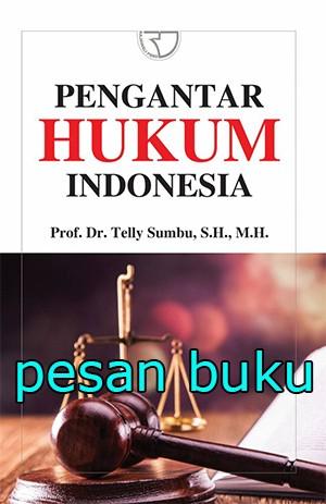 harga Buku pengantar hukum indonesia prof. dr. telly sumbu sh mh. Tokopedia.com
