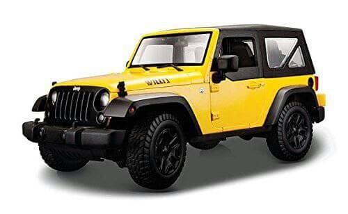 harga Diecast jeep wrangler willys maisto skala 1:18 Tokopedia.com