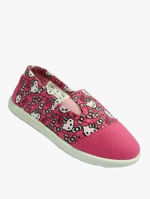 harga Sandal sepatu slip on anak cewe hello kitty original Tokopedia.com