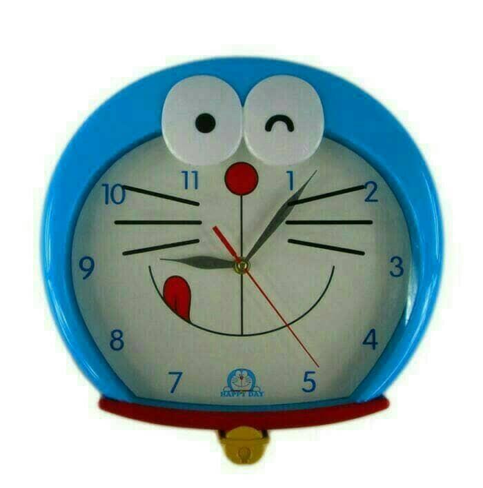 Jual Jam Dinding Kepala Dora Emon Doraemon Lucu Kab Cianjur Sister Olshopapaajaada Tokopedia