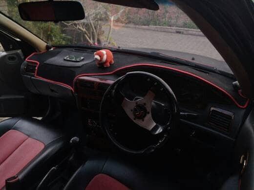 harga Aksesoris cover / karpet dashboard mobil timor Tokopedia.com