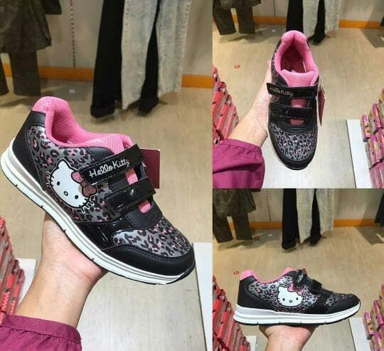 harga Sepatu hello kitty sanrio original / sepatu sekolah cantik sale murah Tokopedia.com