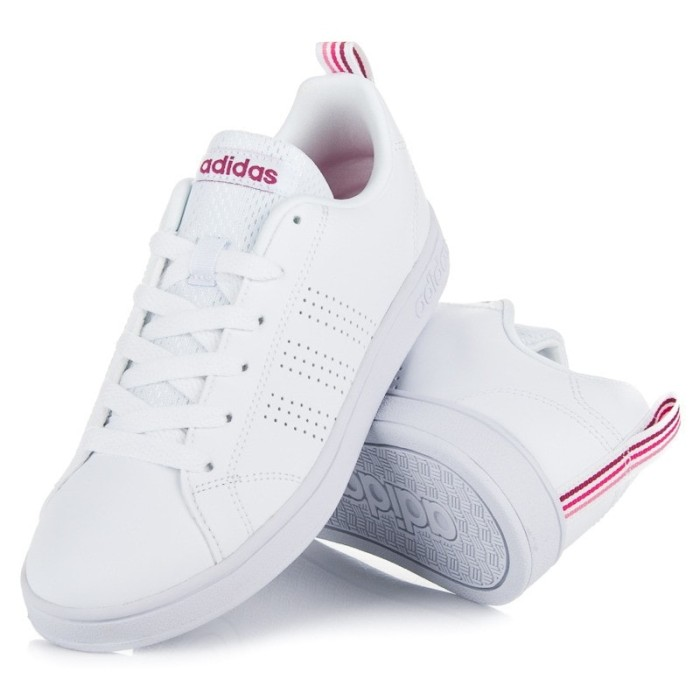 c934853feb36 ... france bnib adidas neo advantage clean white list pink b74574 original  c36a6 3199e