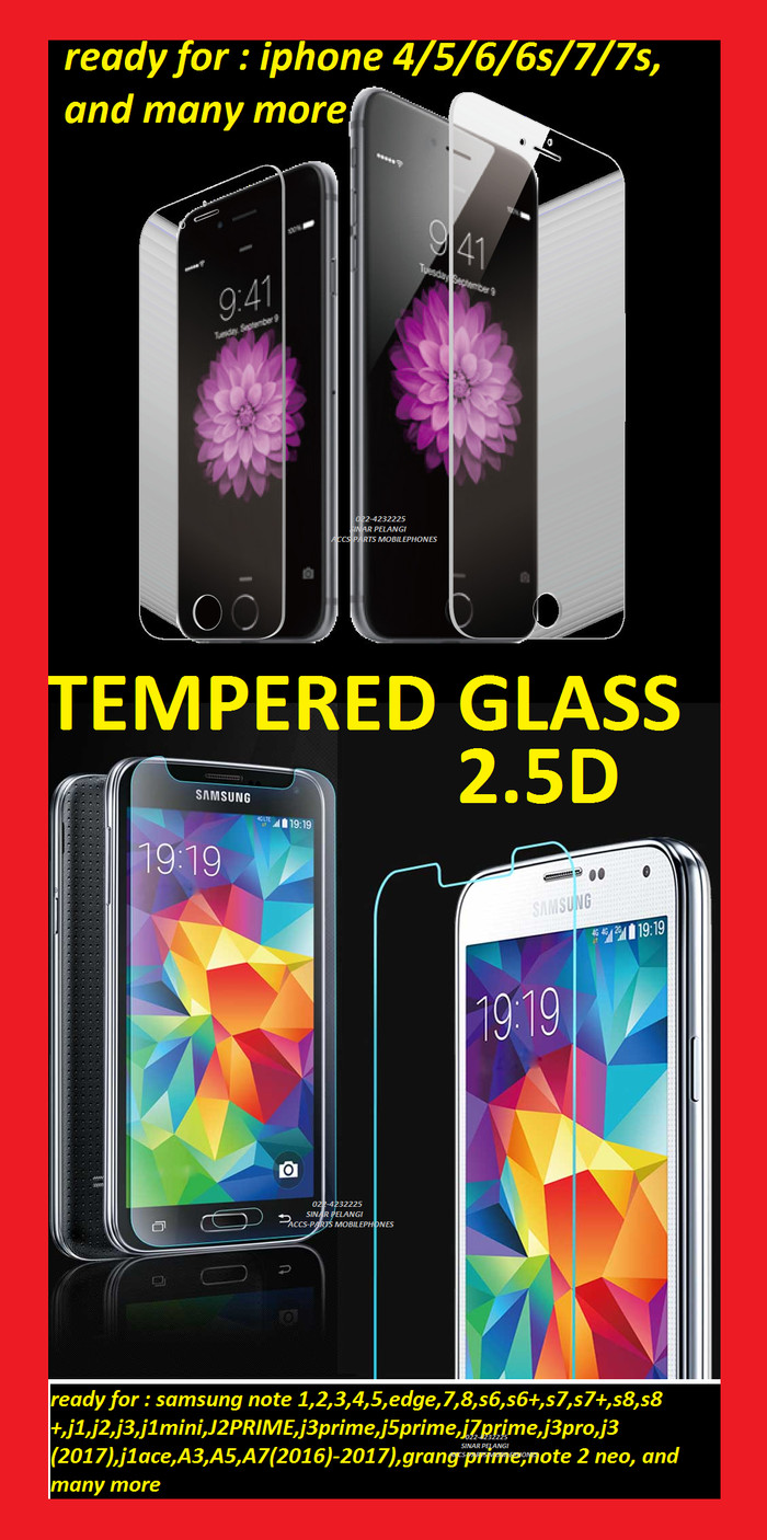 Jual Anti Gores Tempered Glass Xiaomi Redmi 4 Prime 5 Inch X Pro 905320