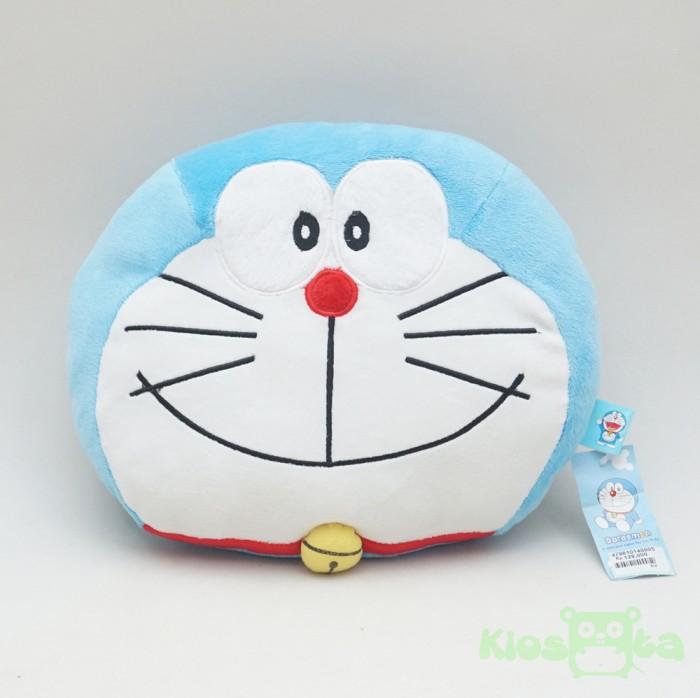 Jual Bantal Kepala Doraemon Bulat Original B Kota Surabaya Kiosqta Tokopedia