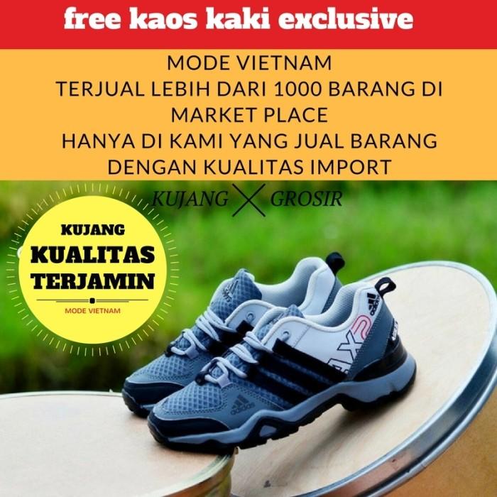 ... harga Import sepatu pria adidas ax2 sport running fitnes gym  Tokopedia.com 28ee357450