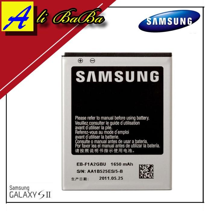 harga Baterai handphone samsung galaxy s2 i9100 batre hp battery samsung Tokopedia.com