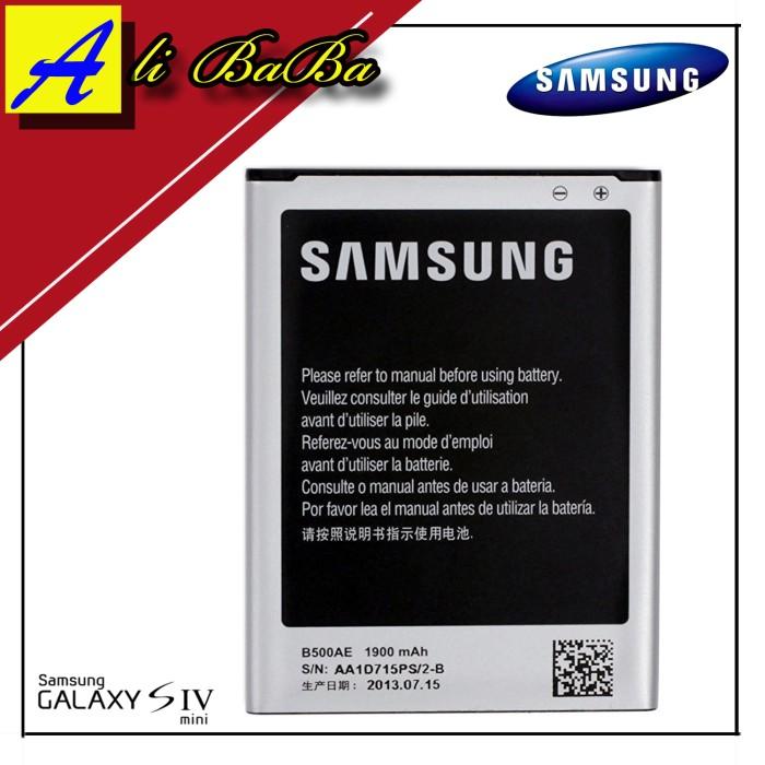 harga Baterai handphone samsung galaxy s4 mini i9190 batre hp battery Tokopedia.com