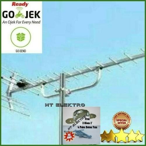 harga Tiang antena tv galvanis 3 meter multifungsi ( bisa panjang pendek ) Tokopedia.com