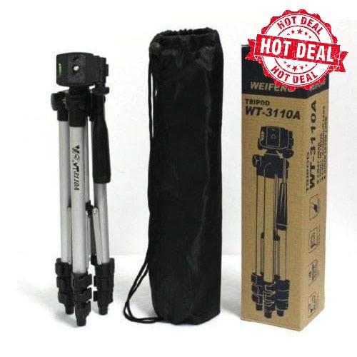 harga Tripod kamera weifeng wt 3110a pocket camera dslr action camera canon Tokopedia.com