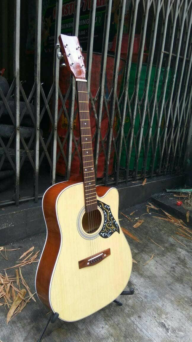 harga Gitar akustik yamaha f500 Tokopedia.com
