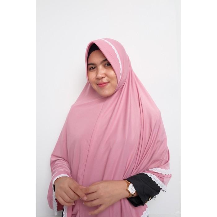 Jual Hijab Jilbab Bergo Malika Terbaru Gerai Jilbab Terbaru