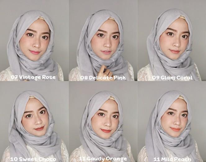 Jual Pixy lip cream matte / pixy lipstick cair / lipstik