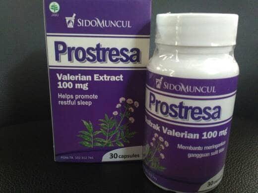 harga Obat herbal sido muncul - pro stresa ( untuk gelisah dan susah tidur ) Tokopedia.com