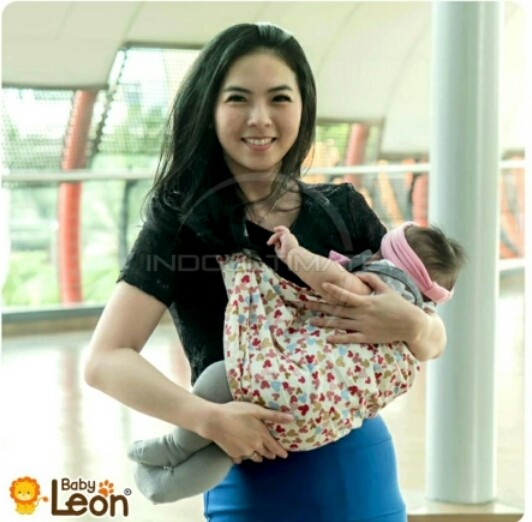 2cc4df5cb93 Jual BABY LEON ADJUSTABLE GENDONGAN BAYI MODERN Baby Carrier Mick ...