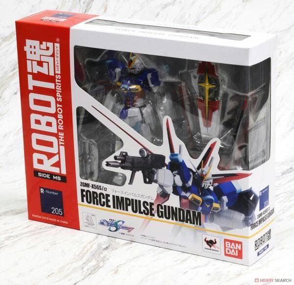 harga Bandai robot damashii force impulse gundam Tokopedia.com