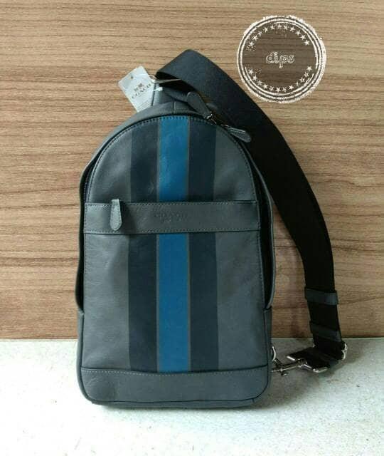 Jual tas coach pria backpack - TOKO HALAL DIPSSHOP  d4bef8f787