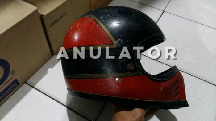 Helm Cakil Bogo moto3 aka moto 3 bell tril trail Tinggal Cat Ulang -x2 1