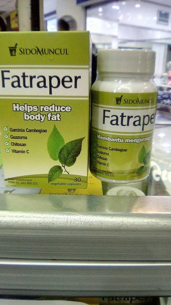Sidomuncul Fatraper 30 Kapsul Daftar Harga Terbaru Dan Terupdate Temulawak Super Duper Grade A Ekstrak Organik Herbal Sido Muncul