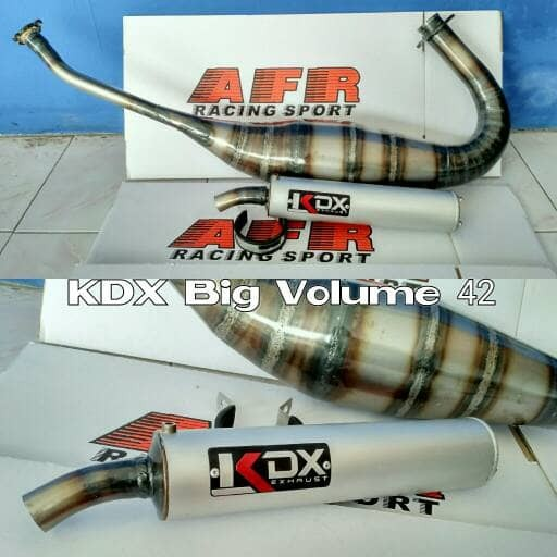 harga Knalpot kdx big volume 42 untuk ninja r dan rr Tokopedia.com
