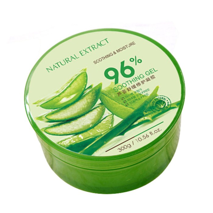 Natural Extract New Aloe Vera Soothing Gel - Blanja.com