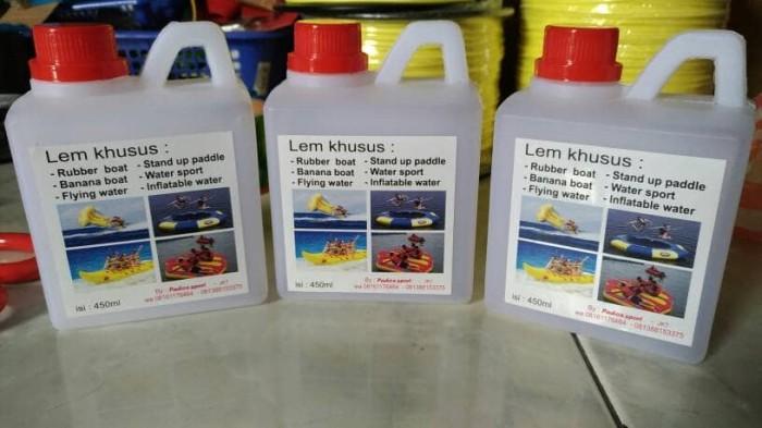 harga Lem rubber boat / lem perahu karet / lem pvc Tokopedia.com