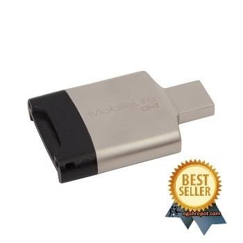 harga Kingston mobilelite g4 card reader usb 3.0 - fcr-mlg4 Tokopedia.com
