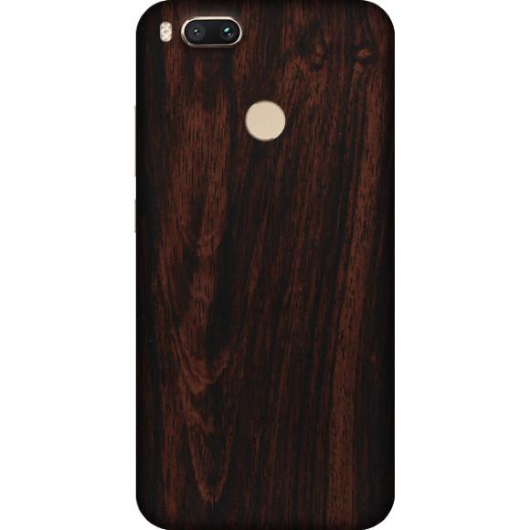 harga [exacoat] xiaomi mi a1 3m skin / garskin - wood mahogany Tokopedia.com