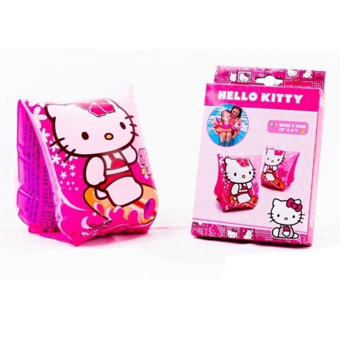harga Pelampung tangan motif hello kitty intex 56656 / ban lengan / arm band Tokopedia.