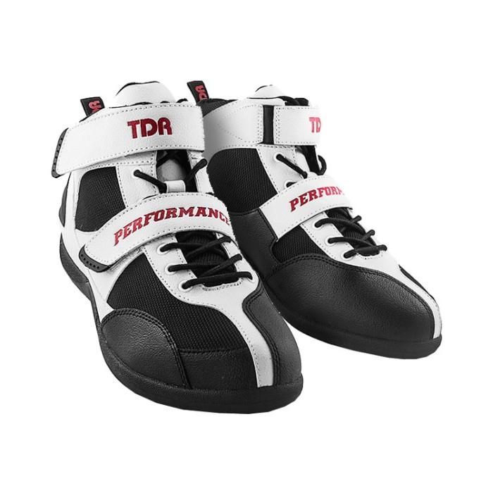 harga Sepatu balap tdr boots tdr-speed black white Tokopedia.com