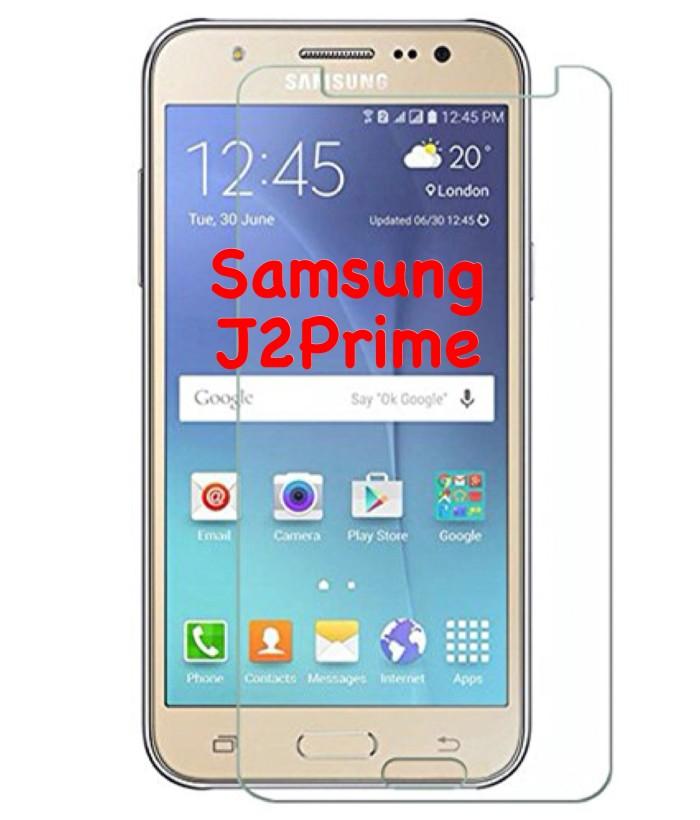 Samsung galaxy j2 prime tempered glass anti gores kaca .