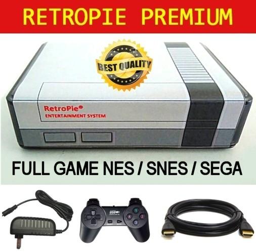 harga Paket mini pc retropie game console nintendo snes sega playstation Tokopedia.com