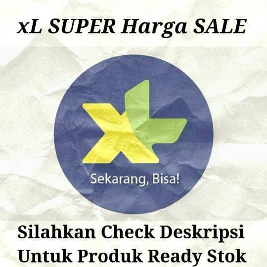 harga Nomor cantik perdana xl 4g super harga sale Tokopedia.com
