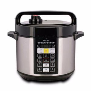 Foto Produk Rice Cooker Philips Electric Pressure Cooker Hd2136 0410 dari toko ibuu