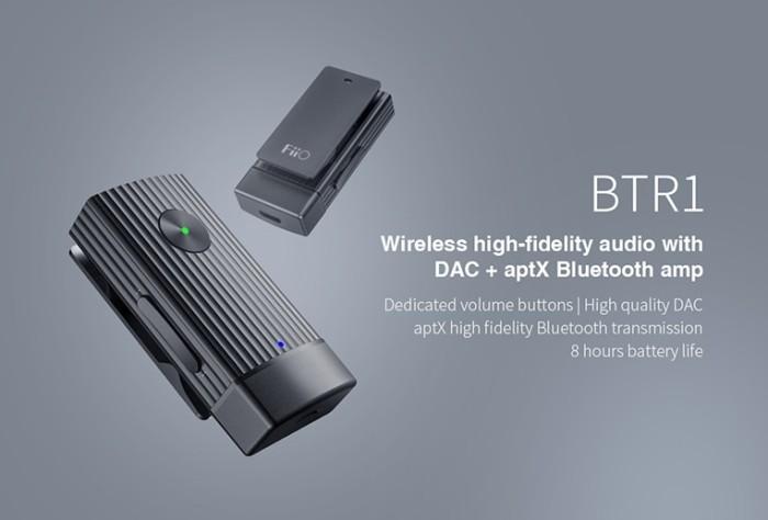 Jual [Preorder] FiiO Bluetooth Audio Receiver BTR1 - Kota Bandung -  Pacalaya Electronics   Tokopedia
