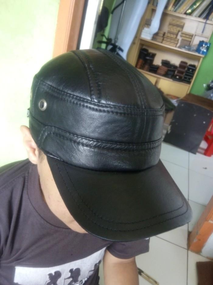 Topi Pria Kulit Domba Asli Distro Garut Keren Murah Tok 01 - Wiring ... bf8e95ff1a