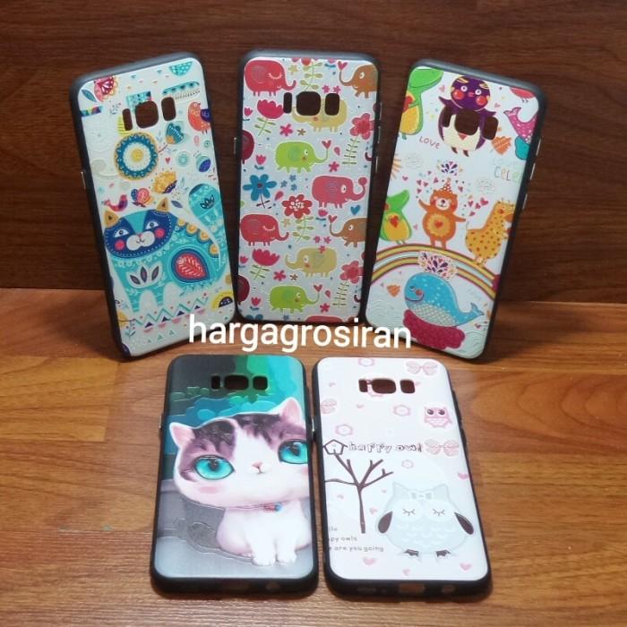 harga Fuze art ver.2 samsung s8 biasa - case seni lukisan ukiran 3d timbul Tokopedia.com